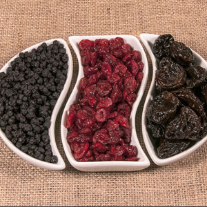 Sweetened Dried Fruit